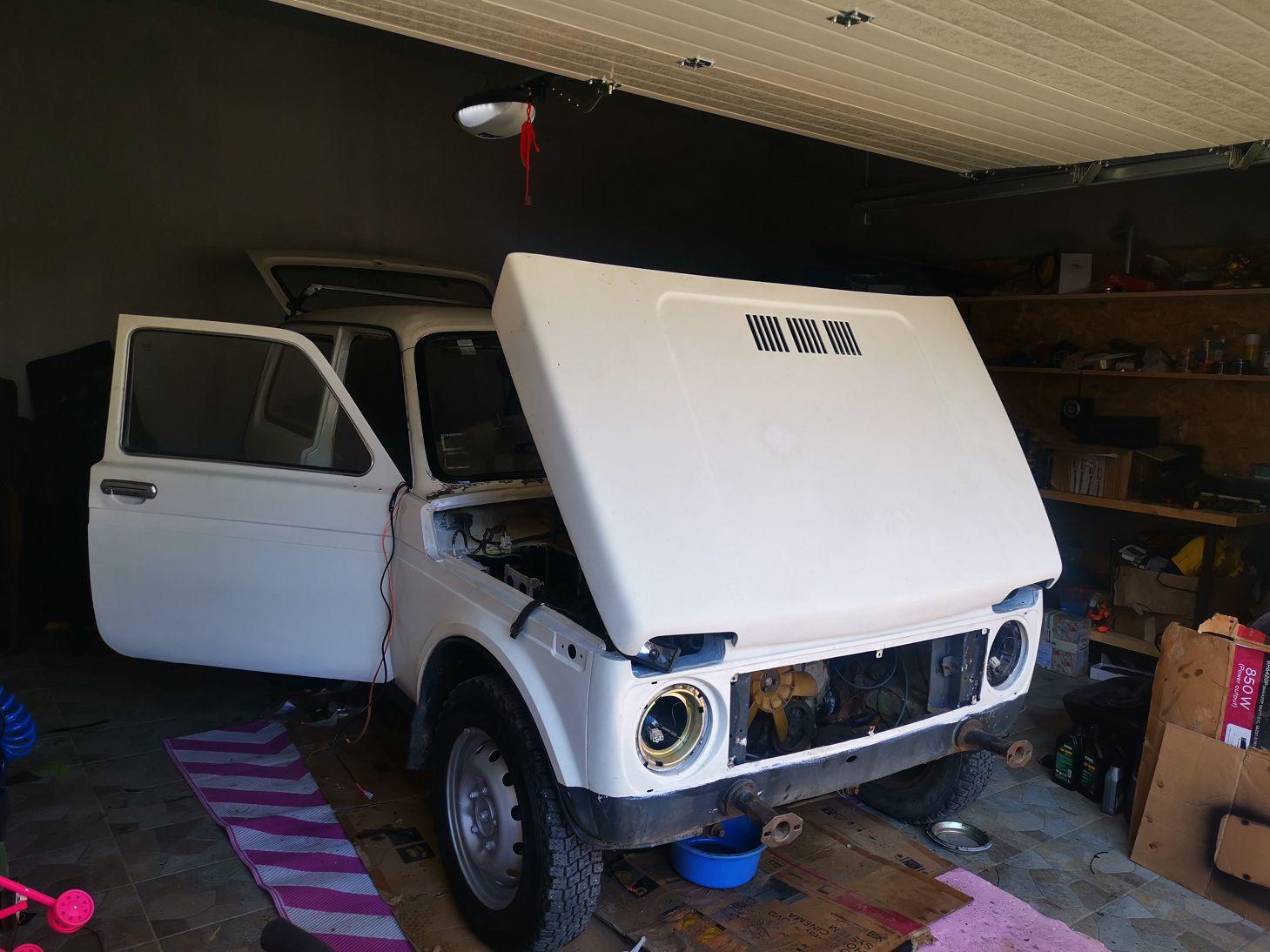 Lada Niva Projekt - Ist das Tuning
