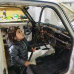 Lada Niva Projekt Nach 7 Tagen schmerzen die Finger