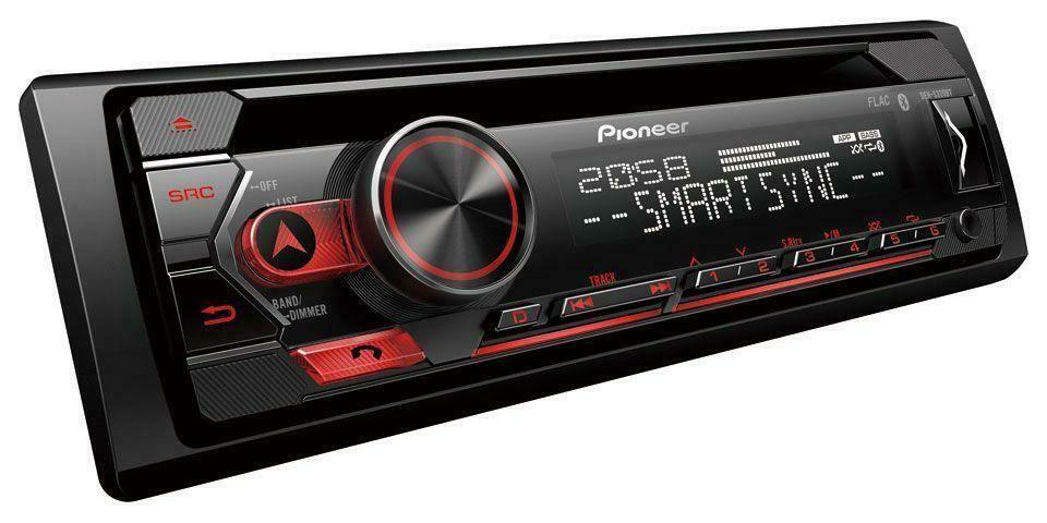 Pioneer DEH-S320BT CDMP3-Autoradio mit Bluetooth AUX-IN USB - DEH S 320 BT