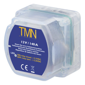 TMN BSR vollautomatisches Batterie Trennrelais 12V 140 Ampere VSR Laderelais