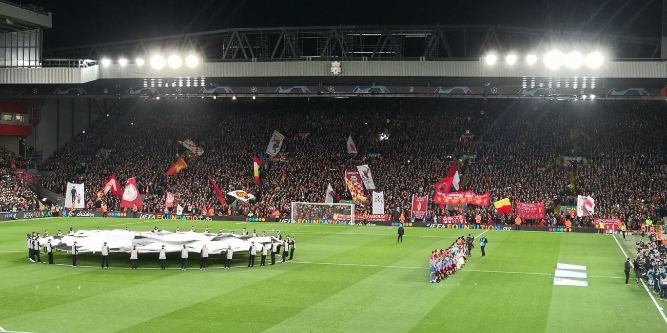 FC Liverpool - Roter Stern Belgrad
