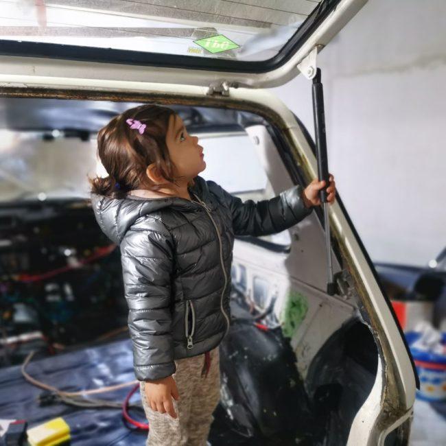 Lada Niva - Erkennbare Fortschritte aber auch neue Hindernisse