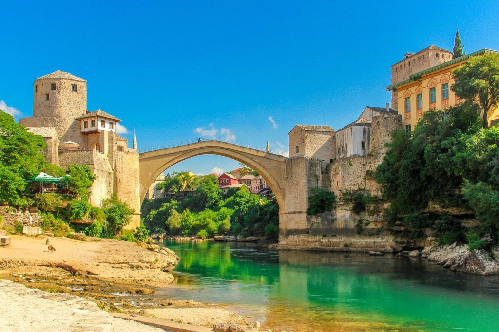 Bosnien und Herzegowina - Mostar
