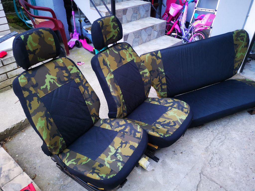 Lada Niva Sitze
