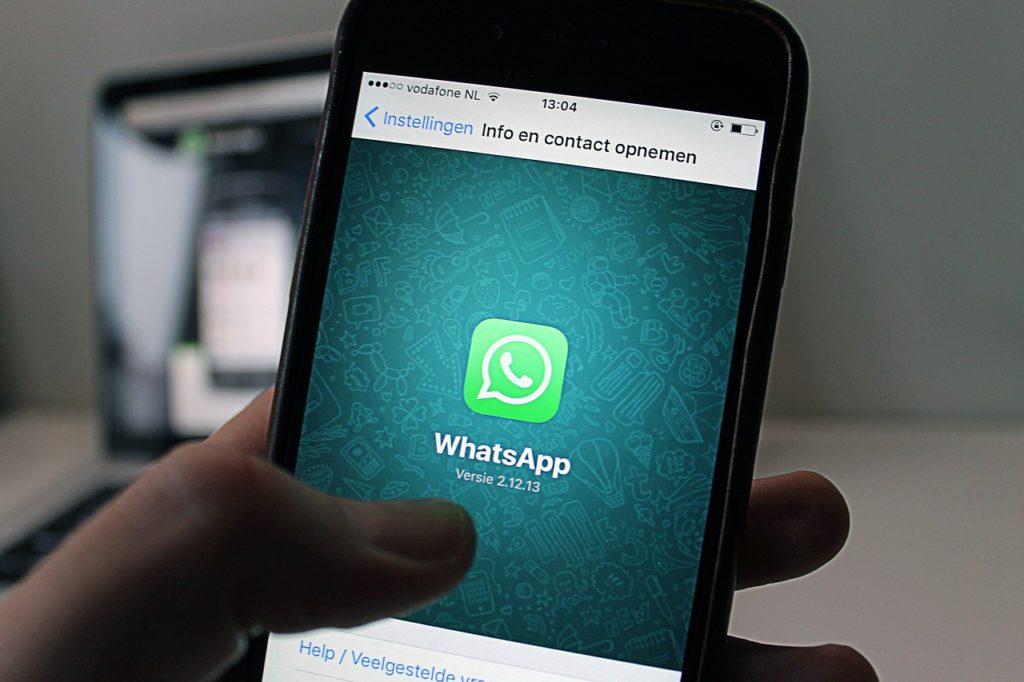 Kind kann auch ohne Guthaben und Option WhatsApp Nachrichten versenden