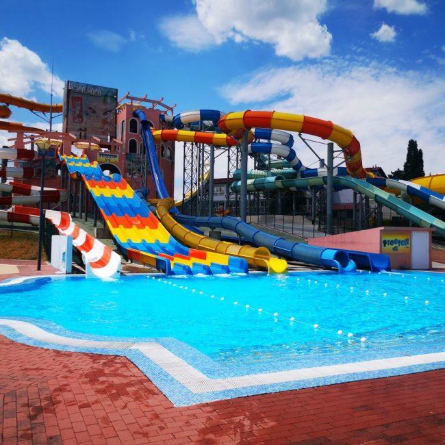 Aqua park Hotel Izvor Arandjelovac - Absolutes Highlight für Groß und Klein