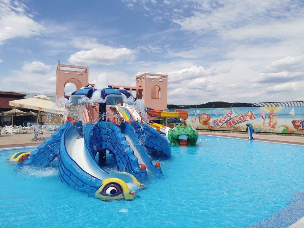 Aqua park Izvor Kinderbecken