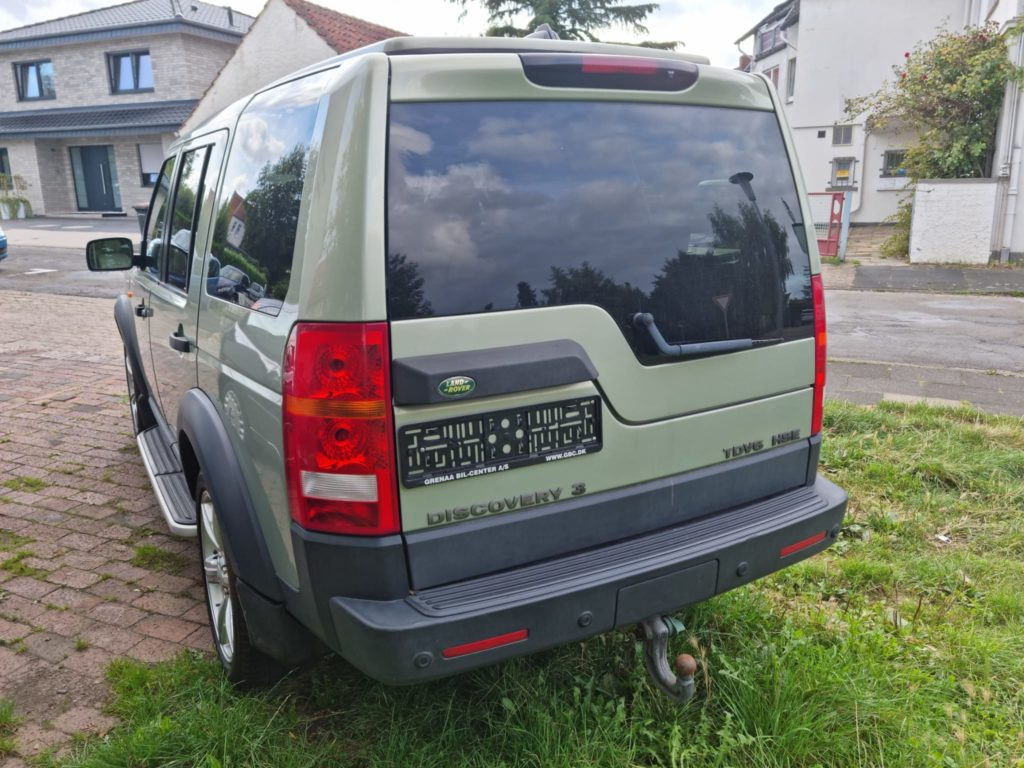 Land Rover Discovery 3 Camper Edition HSE