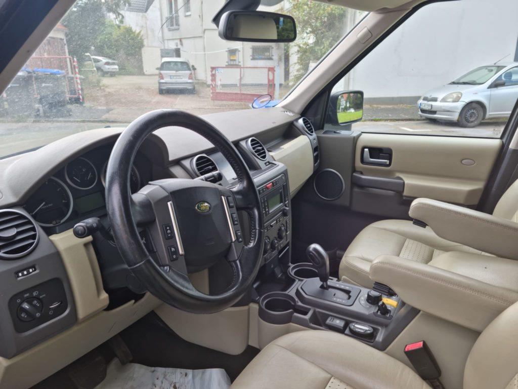 Land Rover Discovery 3 Camper Edition mit Motorschaden