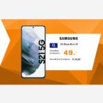 Samsung Galaxy Highlights mit Vertrag - wenn der Handy-Tarif effektiv gratis ist